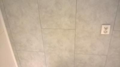 Dalle murale pvc blanc dumaplast x cm x ep 5 mm leroy merlin - Prix lino leroy merlin ...