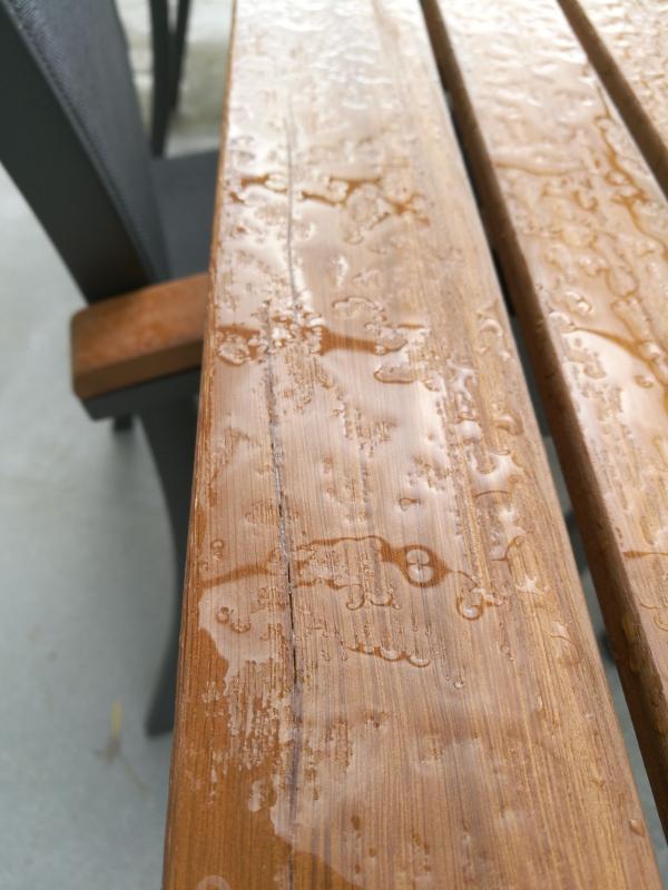 Personnes Jardin Naturel Table De Kingsburry 68 Gris Rectangulaire Repas Et xBeorCdW