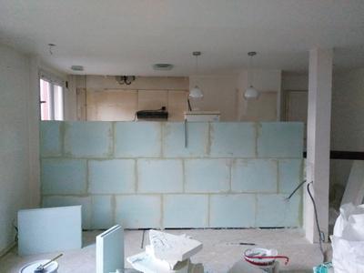 beton cellulaire hydrofuge carreau de platre hydrofuge 5 cm. Black Bedroom Furniture Sets. Home Design Ideas