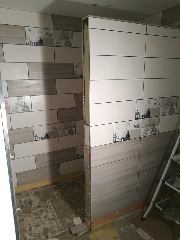equerre de finition carrelage sol aluminium brut l 2 5 m x mm leroy merlin. Black Bedroom Furniture Sets. Home Design Ideas
