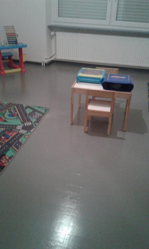 peinture sol int rieur decolab sol 100 parquet v33 gris. Black Bedroom Furniture Sets. Home Design Ideas