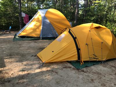 & Backcountry 3-Person Dome Tent