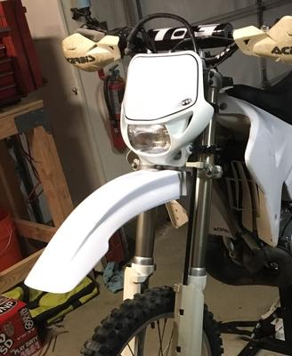 Acerbis ce dot certified dhh headlight motosport easy way to update your bikes look swarovskicordoba Images