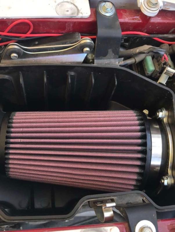 Pro Design Pro Flow K/&N KN Replacement Air Filter Intake Yamaha YFZ450R YFZ450X