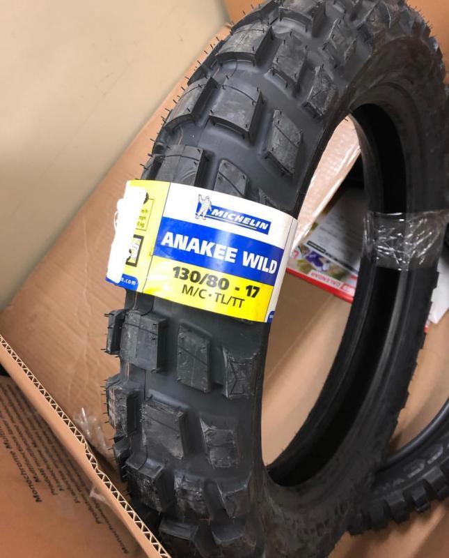 Michelin Anakee Wild Rear Tire 150//70R-18