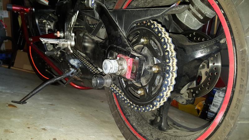 Vortex 530 Steel Sprocket And Chain Kit | MotoSport