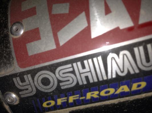 Yoshimura Low Volume Insert For RS-4 Exhaust | MotoSport