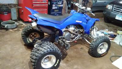 GYTR power core and FMF powerbomb