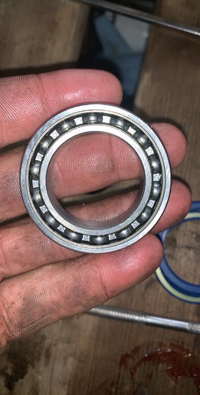 All Balls Wheel Bearing and Seal Kit Front #25-1104 Yamaha//Polaris