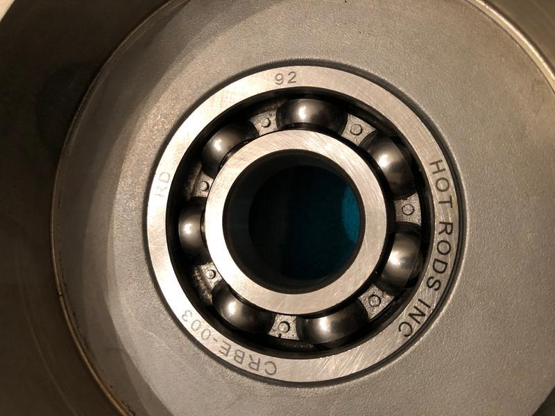 Hot Rods Polaris RZR 1000 Main Bearing and Seal Kit K088