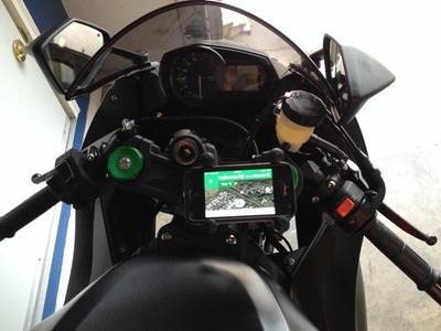 RAM Mounts X-Grip Holder With Ball Mount