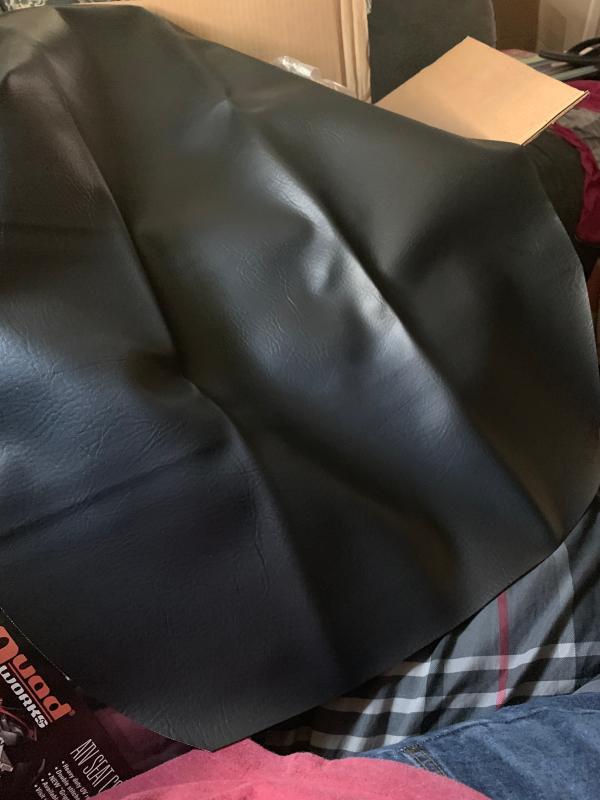 QUADWORKS 30-46098-01 Seat Cover