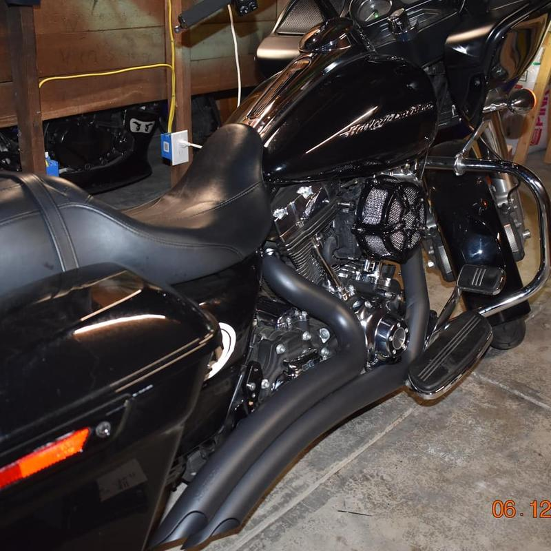 Freedom Performance Sharp Curve Radius Exhaust