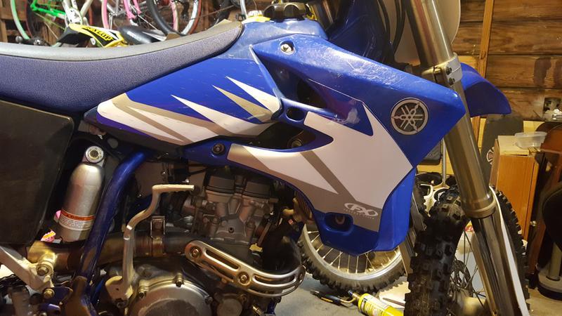 Factory Effex OEM Graphics 05 Yamaha | MotoSport