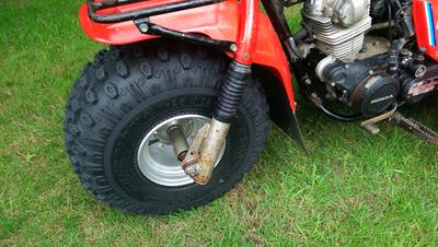 Kenda Scorpion Rear Tire