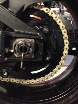 Vortex 520 Aluminum Sprocket And Chain Kit | MotoSport