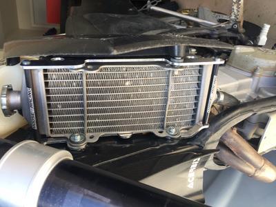 MSR Radiator Brace