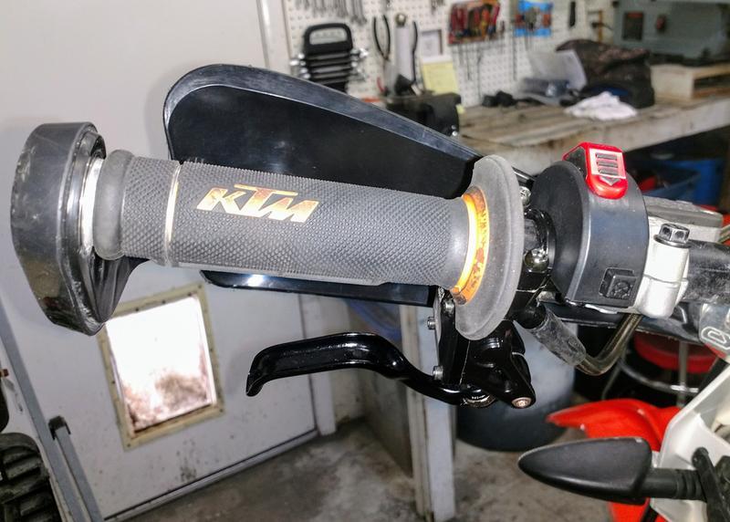 Rekluse Left Hand Brake Kit | MotoSport