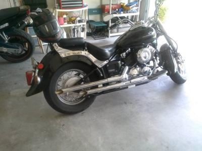 Cobra Drag Pipe Exhaust | MotoSport