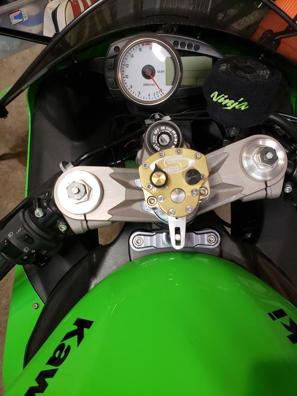 Scotts Performance Steering Damper Motosport
