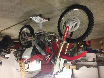 Factory Effex OEM Lower Fork Graphics - Honda   MotoSport