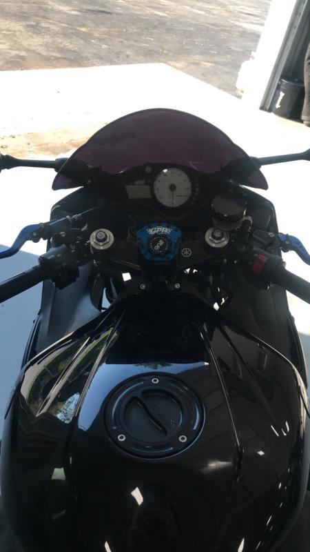 GPR V4 Steering Stabilizer   MotoSport
