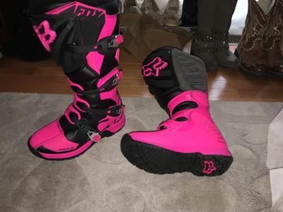 6b0173685e7 Fox Racing 2019 Women's Comp 5 Boots   MotoSport