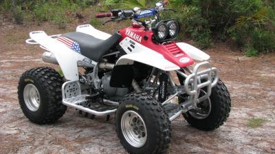 1986 Yamaha Warrior 350