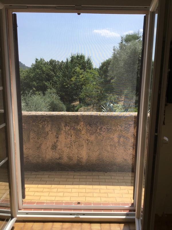 Moustiquaire Enroulable Latérale H230 X L140 Blanc Moustikit