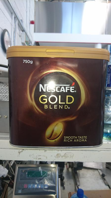 My refreshing coffee.