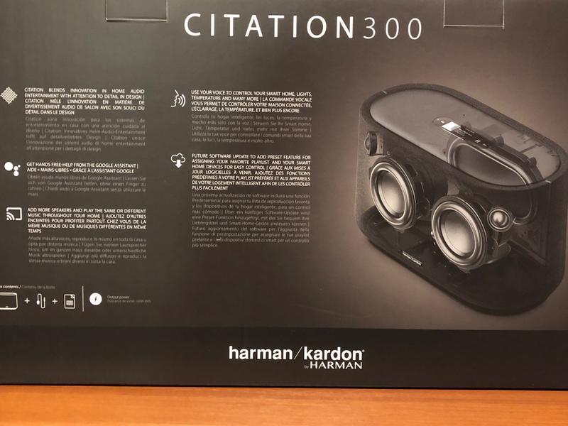 Harman Kardon Citation 300 Multiroom Lautsprecher Mit