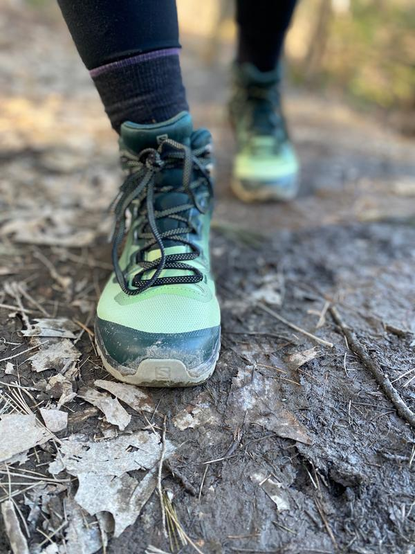 VAYA MID GTX - Hiking Shoes - Shoes - Women