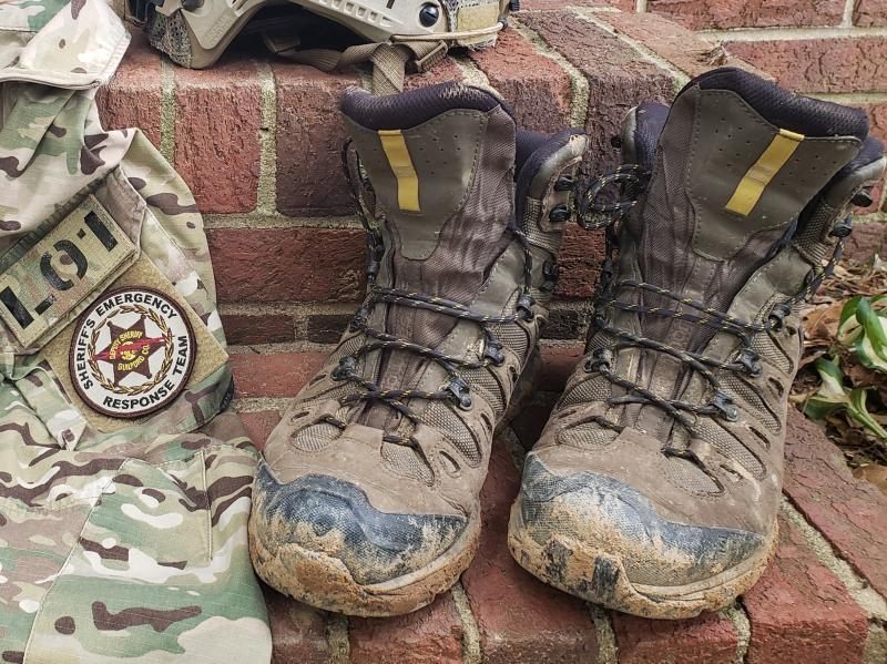 QUEST 4D 3 GTX - Hiking Shoes - Shoes - MEN