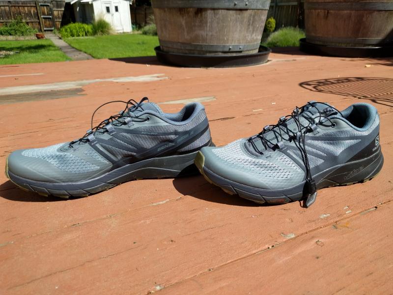 Salomon Sense Ride 2 W Chaussures Trail Blue: