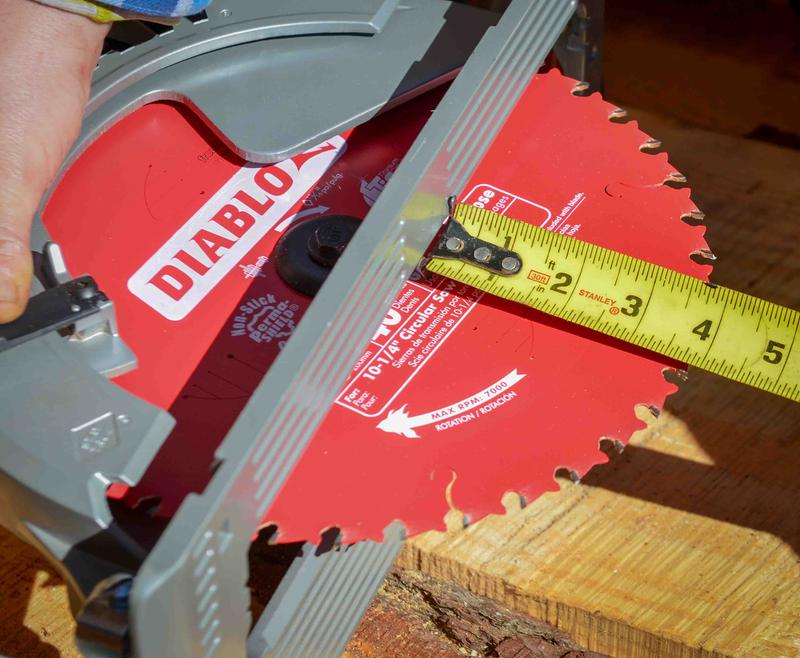 10-1/4 In  Magnesium SAWSQUATCH™ Worm Drive Saw