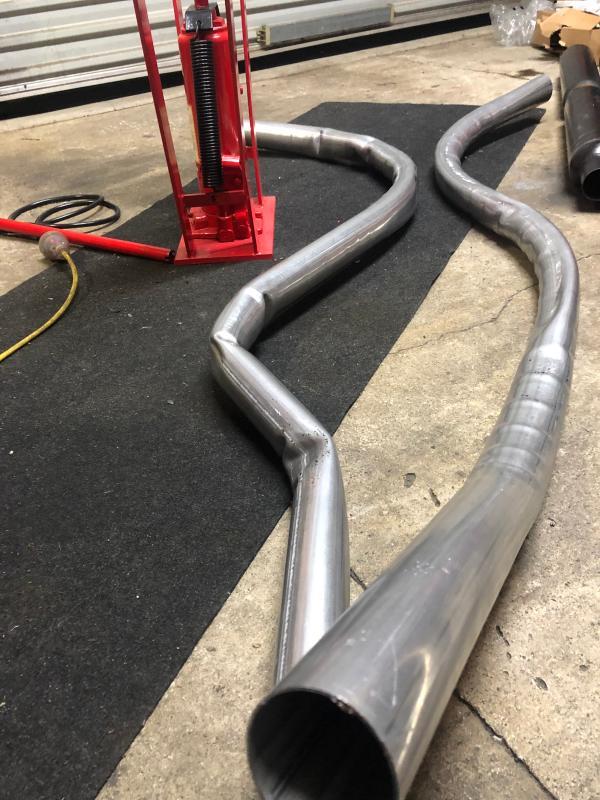SCA Pipe Bender - 12000kg