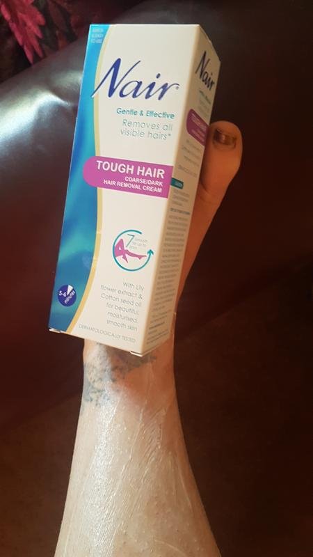 Nair Tough Hair Removal Cream 200ml Toiletries Superdrug