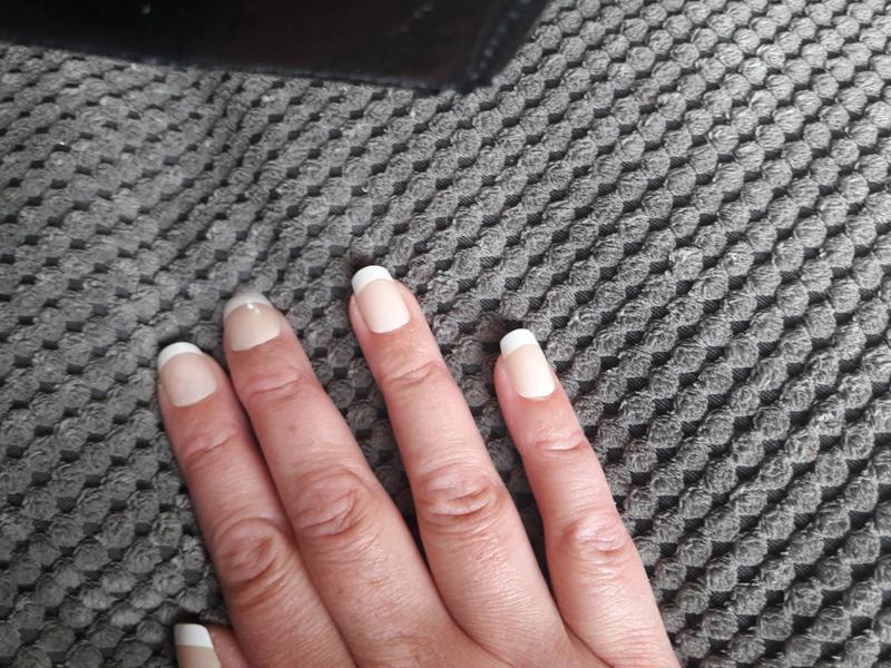 Superdrug Finishing Touches Brush On Nail Glue
