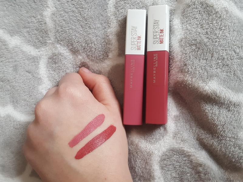 Maybelline Superstay Matte Ink Liquid Lipstick 80 Ruler 5ml