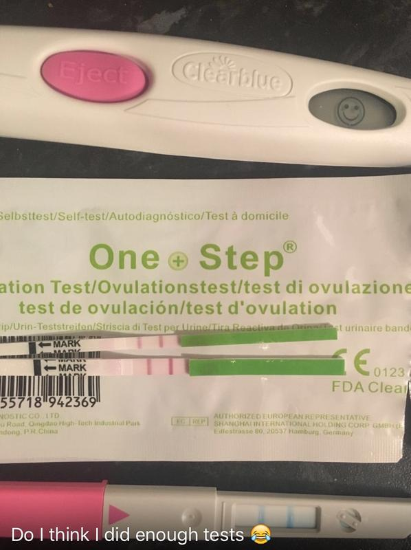 Clearblue Digital Ovulation Digital Tests 10s