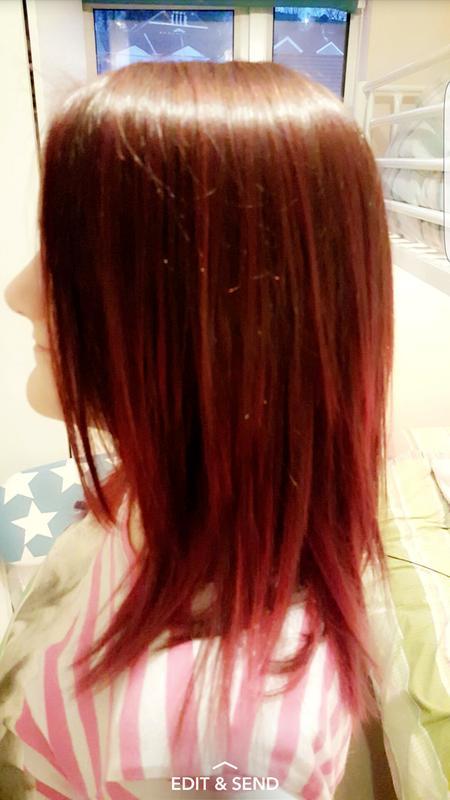 LIVE Ultra Brighs 091 Raspberry Rebel Hair Dye