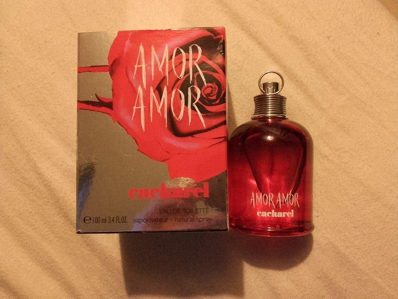 Cacharel Amor Amor Eau De Toilette Fragrance Superdrug