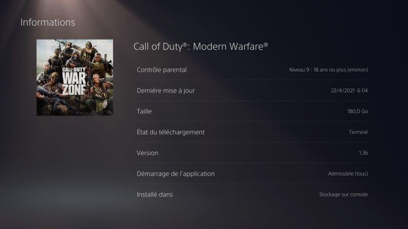 image #1 de Avis - Call of Duty: Black Ops Cold War