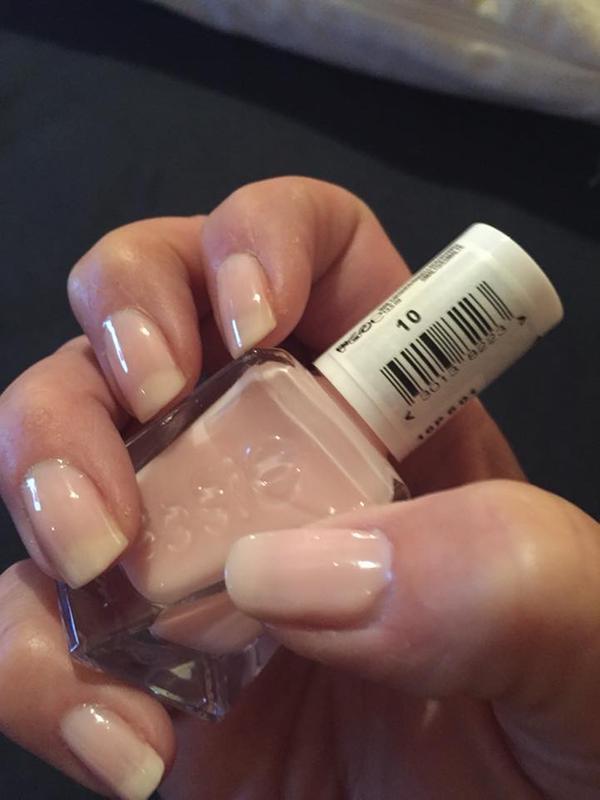 rossmann essie gel couture