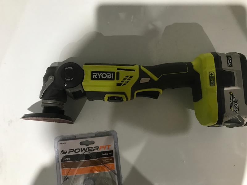 18V ONE+ Multi Tool - R18MT-0   RYOBI Tools