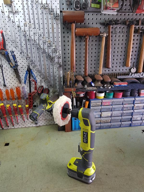 18V ONE+ Right Angle Drill - R18AD-0 | RYOBI Tools