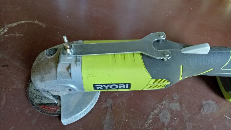 18V ONE+ Angle Grinder - R18AG4115-0   RYOBI Tools