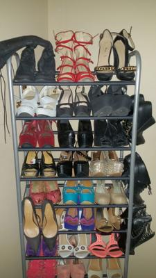 Shoe Carousel Bed Bath And Beyond