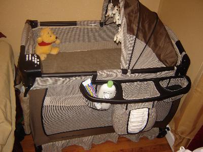 Baby Trend Nursery Center Playard Deluxe Havenwood Com
