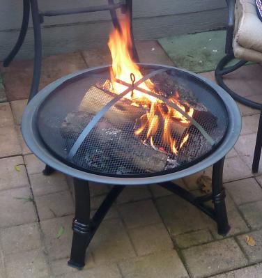Better Homes and Gardens 30 Fire Pit Walmartcom